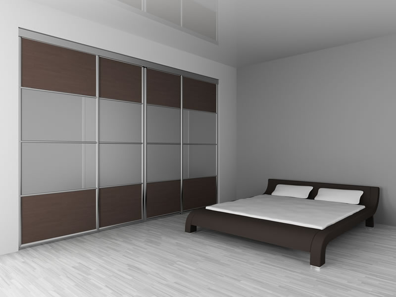 Collection Coloured Glass Sliding Wardrobe Doors Pictures - Losro.com